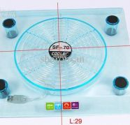 Laptop Cooling pad with fan + 1 yr. warranty, used for sale  India