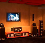 Used, Home Theater Room Design  And  Soundproofing home theater for sale  Hinjewadi