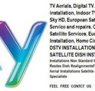 DSTV Installation | Digital Satellite TV | Antenna Installat for sale  Yogi Ram Surat Kumar Nagar