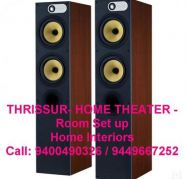 HOME MOVIE ROOM HOME THEATER PH 9400490326, used for sale  Aluva