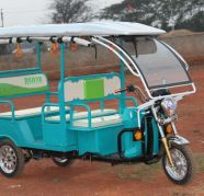 Require Dealer for E-Rickshaw, used for sale  Kalpana Square
