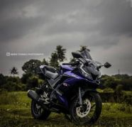 YAMAHA R15 V3 2019 MODEL FOR RENT AT 1000 PER DAY, used for sale  India