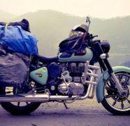 Bike rental in Srinagar Royal Enfield for sale  India