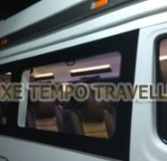 Deluxe Maharaja Seating Tempo Traveller Hire Delhi for sale  India