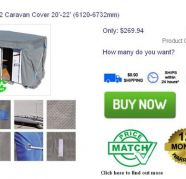 Caravan Covers Online Sale in New South Wale for sale  India