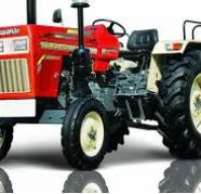 Used, Tractor on rent with trolley for sale  India