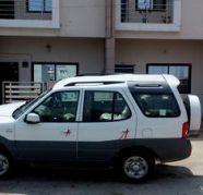 Tata safari new Car on rent indore for sale  India