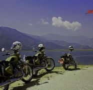 Motorcycle Rental Company in India, used for sale  Old Manali
