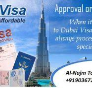 Dubai Qatar Bahrain Oman Visit/Tourist E-Visa for sale  Charminar