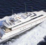30 m luxury moto yacht from greece island for sale  Dasghara