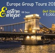 Book Europe Group Holiday Tours Packages from Delhi India, used for sale  Karol Bagh
