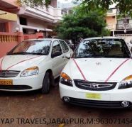Used, kashyap travels & tours best travels in jabalpur car rental for sale  Wright Town
