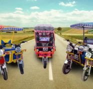 E Rickshaw Manufacturer in India, used for sale  GT Road