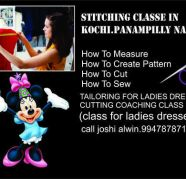 Used, TAILORING  FOR LADIES DRESS CUTTING COACHING CLASS for sale  Kochi