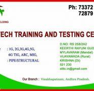 SkilTechTraining & Testing Centre in Gajuwaka for sale  India