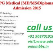 MD MS Admission 2015 In India in Ayodhya Bypass Road for sale  India