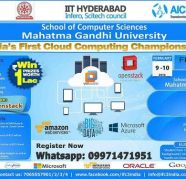 IFC3 India-Cloud Computing Championship- AICRAD Study, used for sale  AMS Layout