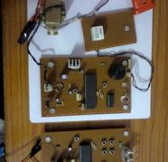 8051, PIC, AVR Microcontroller projects in meerut for sale  India