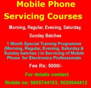 Mobile Phone Servicing Course for sale  Vanchiyoor