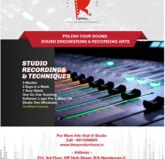 A PROFESSIONAL INSTITUTE FOR SOUND ENGINEERING for sale  Vesu