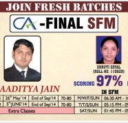 Preparation for CA final with Gaap Bright for sale  Lakshmi Nagar