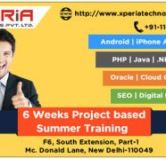 6 Weeks Summer Training at Xperia Technologies for sale  South Extension