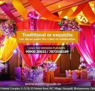 Wedding Planner In Bhubaneswar for sale  India