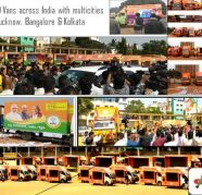 Led screen in events hanging led screen hire 09810653503 for sale  India