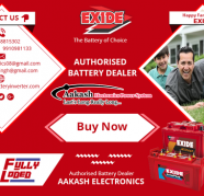 Inverter battery repair services in noida for sale  India