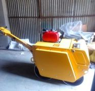 Walk Behind vibratory Roller for sale  India