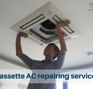 Used, Get reliable cassette AC repairing service in Bangalore for sale  India