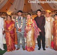 Goud Matrimony Telugu | Goud Brides Grooms | Marriage Bureau