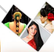 Hair style for Girls  Bridal Hair style for sale  Anna Nagar West