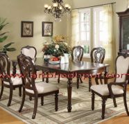 Dining table set dining room furniture online for sale  India