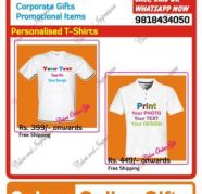 Personalised T-Shirt, Printed T-Shirts, Photo T-Shirts, used for sale  Rajouri Garden