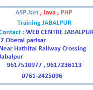 WEB CENTRE 9617510977 php major project training jabalpur for sale  India