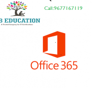Microsoft Office 365 Training with Certification at Low cost for sale  Adyar