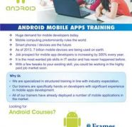 Android Mobile Apps Training, used for sale  Velachery