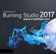 Used, Ashampoo Burning Studio 2017 License Key Plus Crack for sale  India