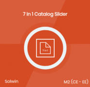 7 In 1 Best 2018 Catalog Slider  Extension For Magento 2 for sale  India