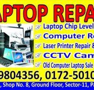 Laser printer repair refilling Panchkula Manimajra for sale  India