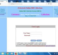 Online Bill collection system for sale  India