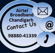 Airtel Broadband Chandigarh Mohali Panchkula for sale  India