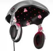 Using Hands Free Igrow Laser Helmet Hair Will Grow Faster for sale  India