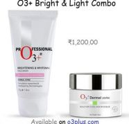 Used, O3Plus Bright  Light Combo for sale  India