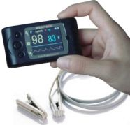 Meditech Color Monitor Pulse Oximeter for Veterinary Use for sale  India