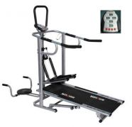 MANUAL TREADMILL 4 In 1 DIWALI OFFER FREE HOME DELIVERY for sale  India