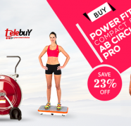 Buy Power Compact and Ab Circle Pro Save 23% OFF for sale  India