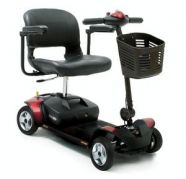 GOGO Elite Traveller 4 wheel mobility scooter., used for sale  India