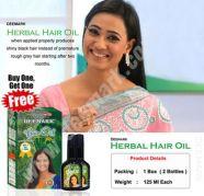 Deemark Herbal Hair Oil - Ayurvedic Hair Oil For Hair Growth, used for sale  India